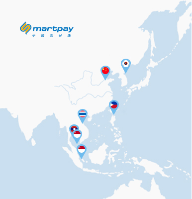 Asian payment network
